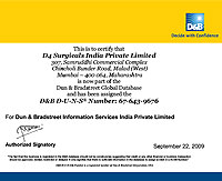 Dun & Bradstreet Information Services India Private Limited